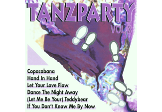VARIOUS - Tanzparty Vol.3 - (CD)