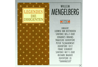 Amsterdamer Concertbegouw Orch - Mengelberg, Willem [CD]