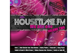 VARIOUS - Housetime.Fm Vol.2 - (CD)