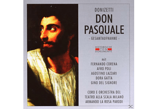 VARIOUS - Don Pasquale - (CD)