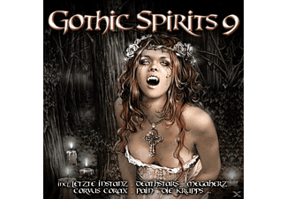 VARIOUS - Gothic Spirits 9 - (CD)