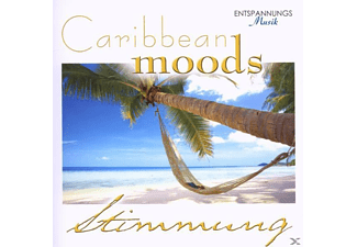 Stimmung/Traumklang - Caribbean Moods-Entspannungs-Musik - (CD)