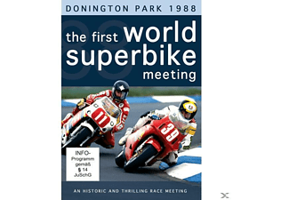 THE FIRST WORLD SUPERBIKE MEETING [DVD]