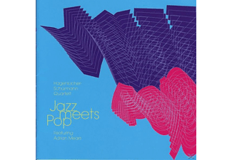 Hagenlocher Schürmann Quartett - Jazz Meets Pop - (CD)