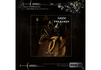 Lewd Preacher - The Raw Age [CD]