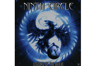 Ninth Circle - Legions Of The Brave [CD]