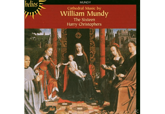 The/nicholas/+ Sixteen - Cathedral Music By Mundy - (CD)