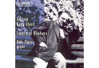 Hans Fagius - CATHEDRAL WINDOWS - (CD)