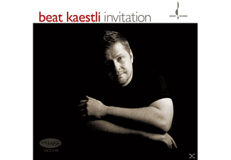 Beat Kaestli - Invitation - (CD)