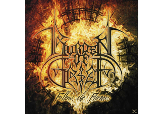 Burden Of Grief - Follow The Flames (Limited Edition) - (CD + Bonus-CD)