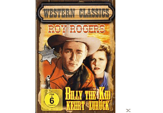 Billy The Kid Kehrt Zurück - (DVD)