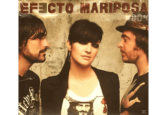 Efecto Mariposa - 40:04 (Jewel Case) [CD]