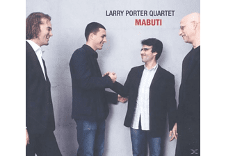 Larry Porter Quartet - Mabuti - (CD)