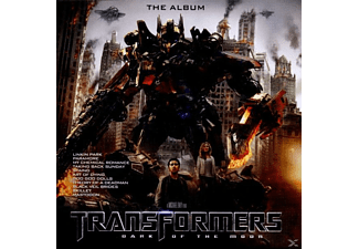 VARIOUS, OST/VARIOUS - Transformers-Dark Of The Moon [CD]