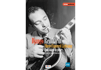 Django Reinhardt - Three - Fingered Lightning - (DVD)