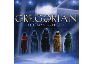 Gregorian - The Masterpieces [CD]