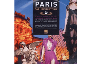 VARIOUS - Paris Fashion District 5 [CD]