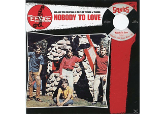 Various/Teenage Shutdown - Nobody To Love - (Vinyl)