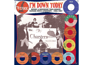 Various/Teenage Shutdown - I'm Down Today - (Vinyl)