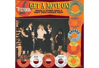 Various/Teenage Shutdown - You Better Get A Move On! - (Vinyl)