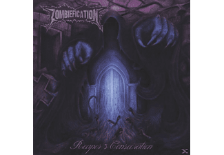 Zombiefication - Reaper`s Consecration - (CD)
