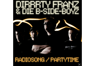Dirrrty Franz & Die B-side Boyz - Radiosong-Partytime - (Maxi Single CD)