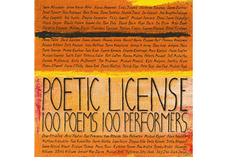 Poetic License - 3 CD - Hörbuch
