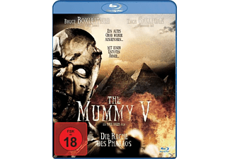 The Mummy V (Legion Of The Dead) - (Blu-ray)