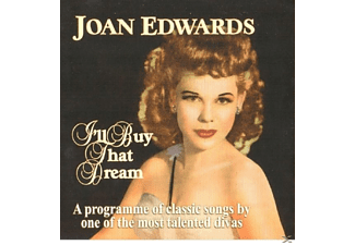Joan Edwards - I'll Buy That Dream - (CD)