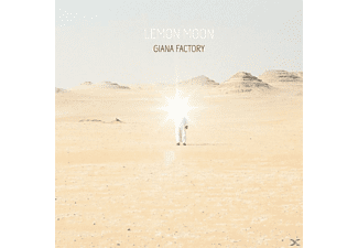 Giana Factory - Lemon Moon (Lp+Mp3) - (LP + Download)
