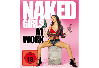 Naked Girls At Work - (Blu-ray)