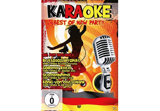 VARIOUS - Karaoke-Best Ndw Party - (DVD)