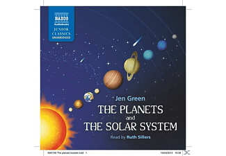The Planets and the Solar System - 2 CD - Hörbuch