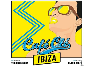 VARIOUS - Cafe Ole Ibiza 2014 - (CD)