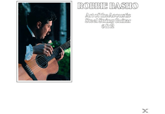 Robbie Basho - Art Of The Acoustic Steel String Gu - (LP + Download)