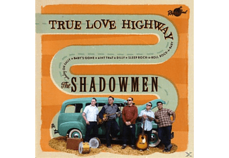 The Shadowmen - True Love Highway [CD]