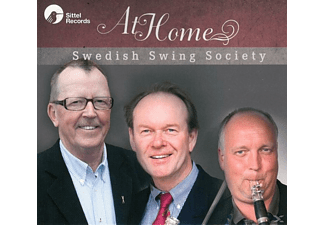 Swedish Swing Society - At Home - (CD)