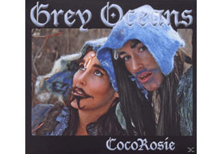 Cocorosie - Grey Oceans - (CD)
