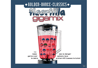 Floorfilla - Gigamix - (Maxi Single CD)