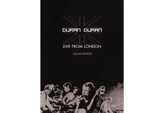 Duran Duran - Live From London (Deluxe Edition - (DVD + CD)