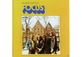 Focus - In And Out Of Focus [CD]