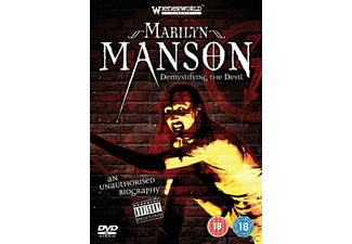Marilyn Manson - Demystifying The Devil [DVD]
