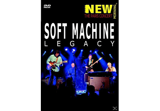 Soft Machine Legacy - The Paris Concert - (DVD)