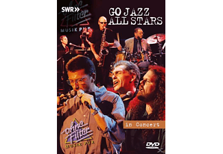 The Go Jazz Allstars - In Concert-Ohne Filter - (DVD)