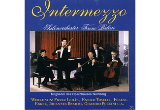 Ferenc Salonorchester Babari - Intermezzo [CD]