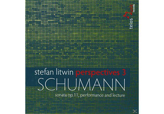 Stefan Litwin - Perspectives 3 Sonate Op.11 - (CD)
