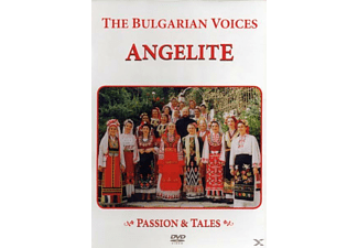 The Bulgarian Voices Angelite - PASSION & TALES - (DVD)