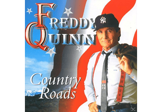 Freddy Quinn - Country Roads [CD]