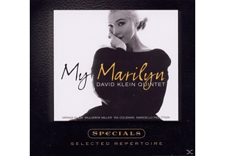 David Klein - My Marilyn (Sp) - (CD)