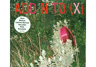 Add N To X - Add Insult To Injury - (CD)